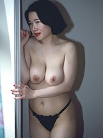 Photos of my sexy japanese wife posing naked