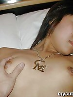Asian amateur girlfriends homemade photos