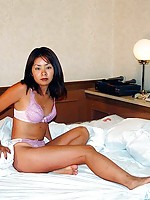 Man sharing some photos of her japanese wife